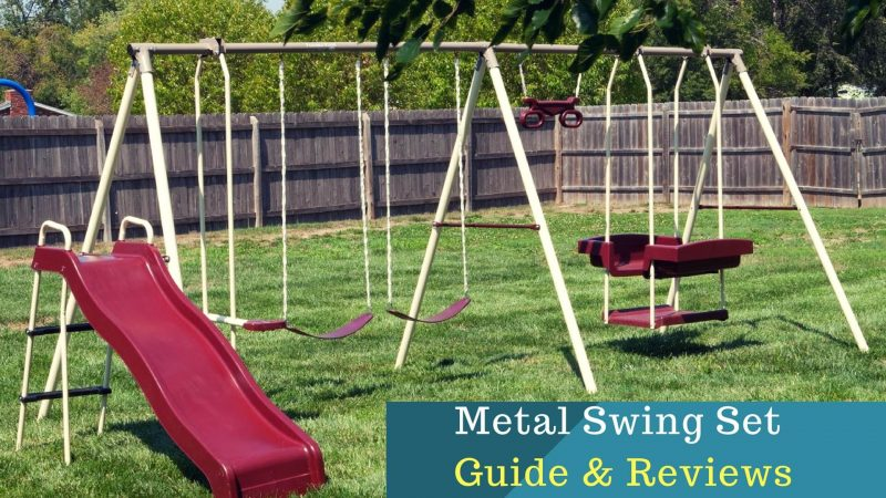 Best Metal Swing Sets In 2018 – Guide and Rewiews