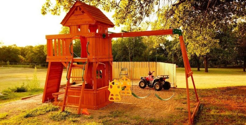 The 10 Best Swing Sets In 2019 For Your Backyard Swing Set