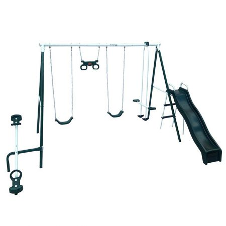 Flexible-Flyer-Backyard-Fun-Swing-Set