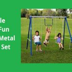 Flexible-Flyer-Fun-Time-Metal-Swing-Set