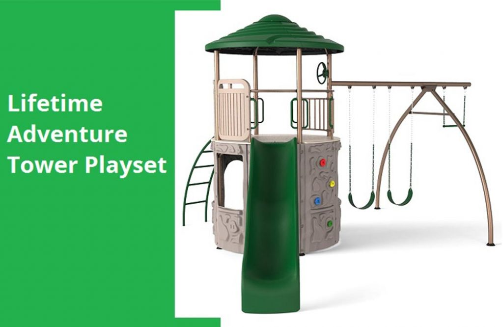 Lifetime-Adventure-Tower-Playset