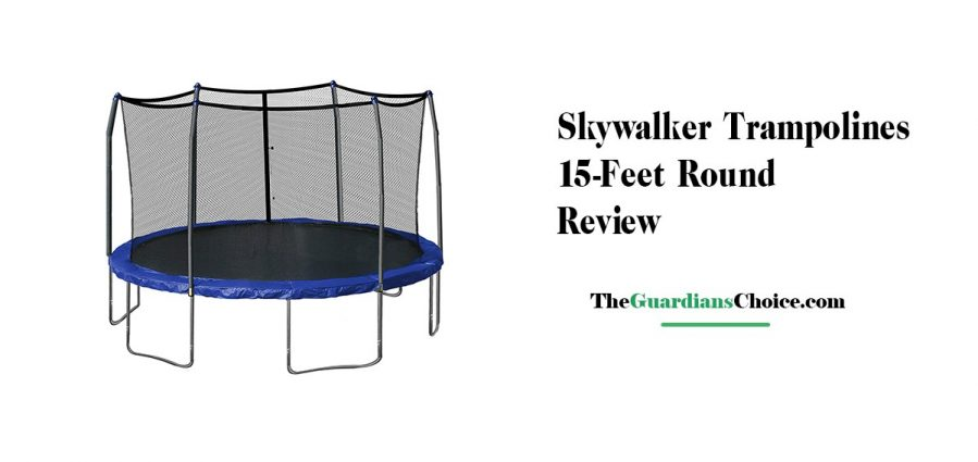 Skywalker Trampolines 15-Feet Round Review