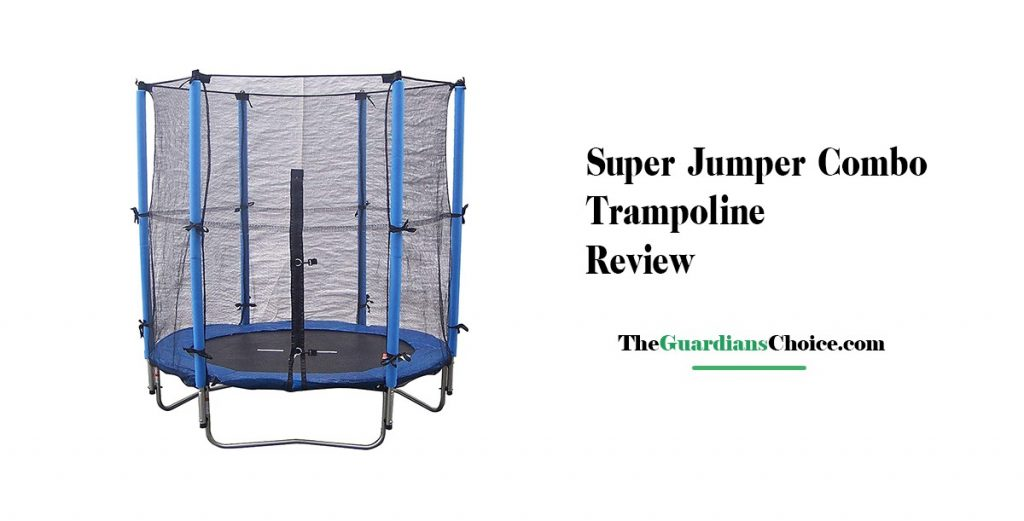 Super-Jumper-Combo-Trampoline-Review