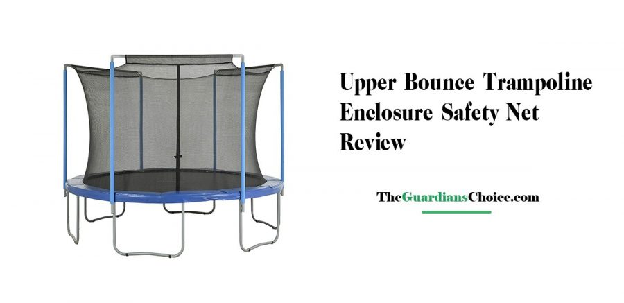 Upper Bounce Trampoline Enclosure Safety Net Review