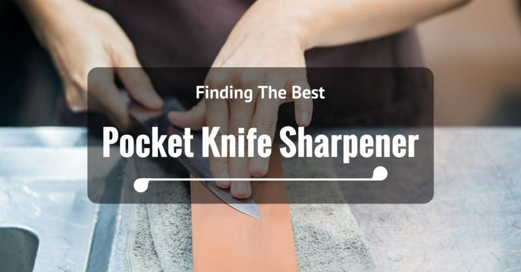 Best Knife Sharpener Feature Image