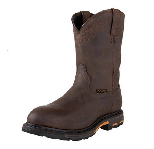 Ariat Workhog Pull On Waterproof Boot