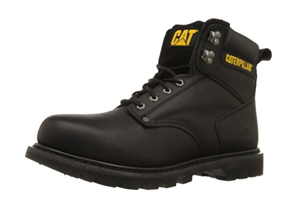 Caterpillar Mens 2nd Shift 6 Plain Soft Toe Boot