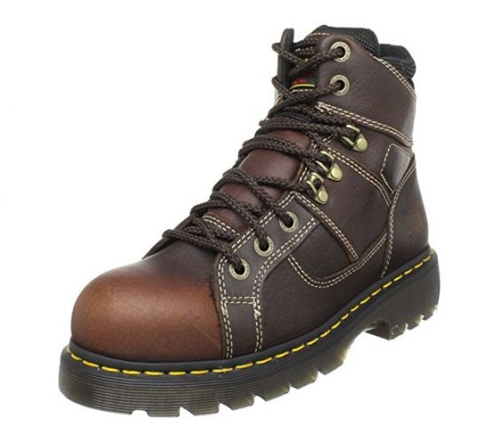 Dr Martens Iron Bridge Safety Toe Boot