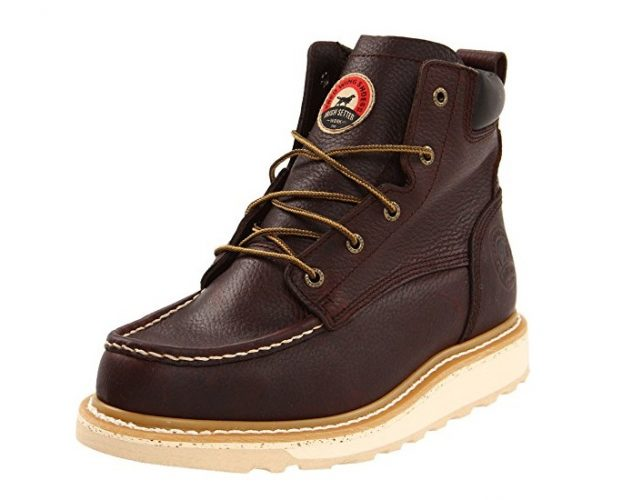Irish Setter Mens 6 Inch Work Boot