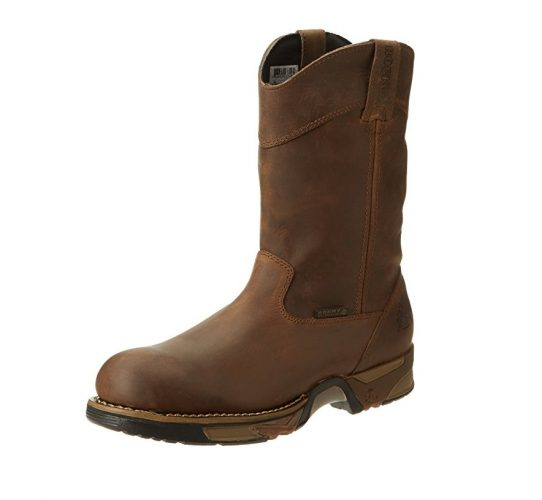 Rocky Womens Aztec Steel Toe Work Boot
