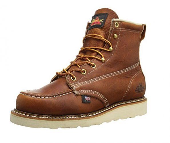 Thorogood American Heritage 6 Inch Moc Toe Boot