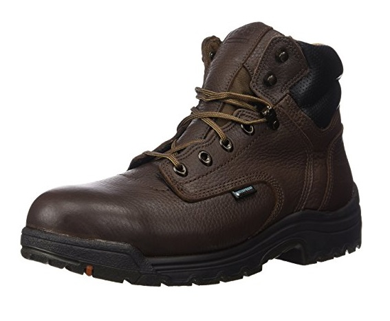 Timberland Pro Mens Titan Waterproof Work Boot