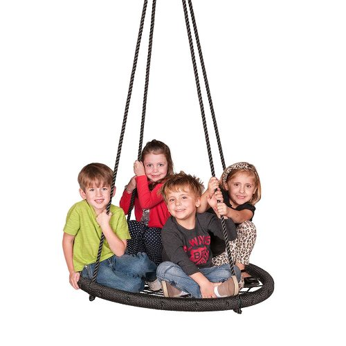 M & M Sales Enterprises Web Riderz Outdoor Swing