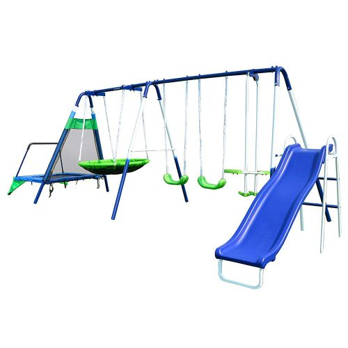 Sportspower Mountain View Metal Swing