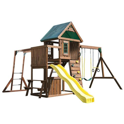 Swing-N-Slide Chesapeake Wood Complete Play Set