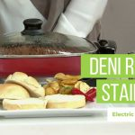 Deni Round Stainless Steel Electric Skillet Reviews