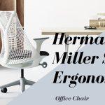 Herman Miller Sayl Ergonomic Office Chair