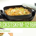 Oster CKSTSKFM-1216R Electric Skillet Reviews